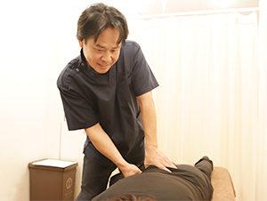 トリガーポイント療法 施術