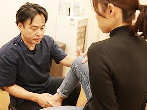 腰の痛み 検査