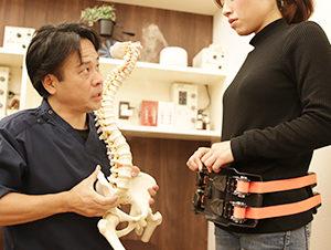 腰の痛み 説明
