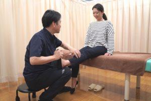 股関節の痛み 都島